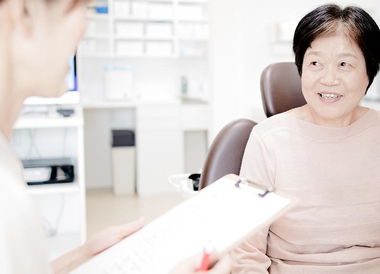 一口腔単位の治療について